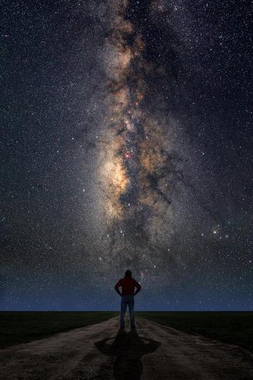 عکاسی نجومی ( عکاسی از آسمان 2 )