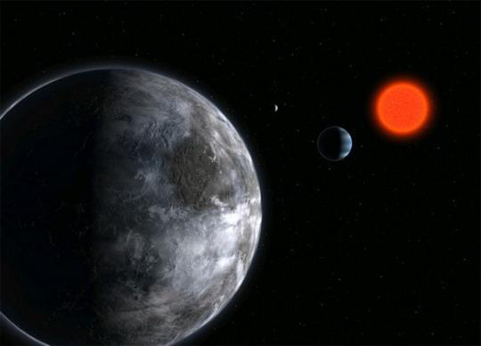 کشف نخستین سیاره فراخورشیدی مشابه زمین